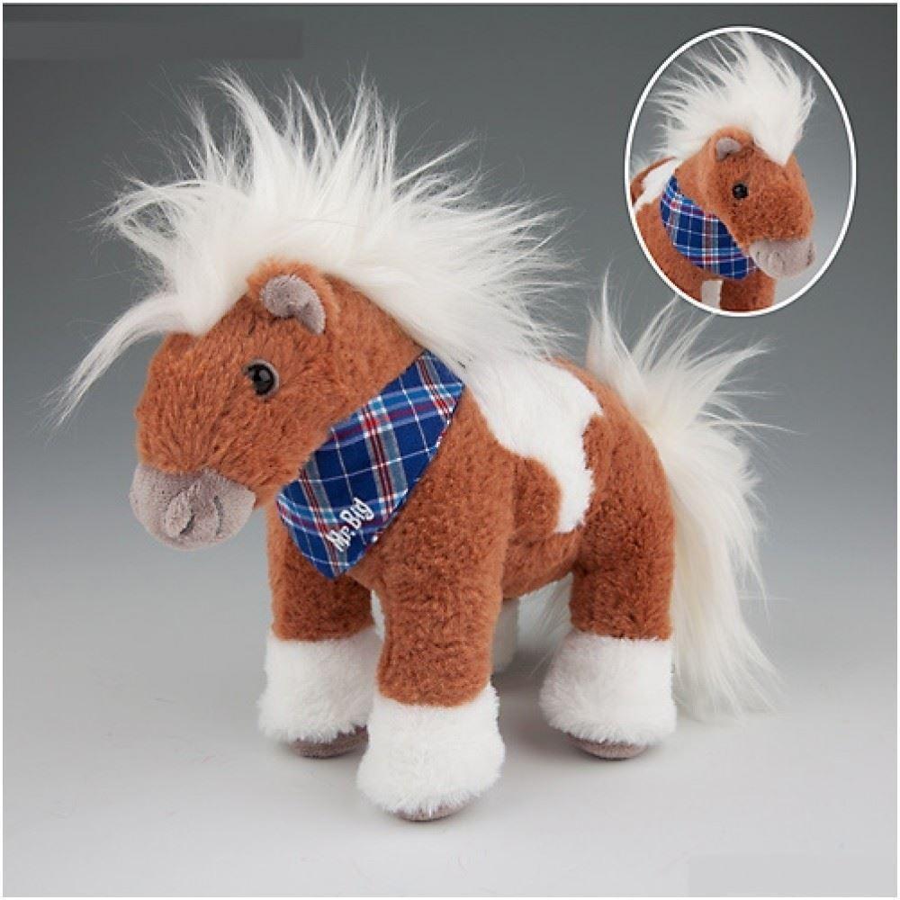 Miss Melody Soft Toy Mr. Big Horse