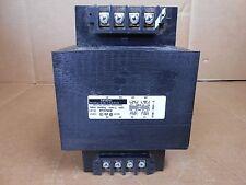 1 New Siemens Mt0750m Control Transformer 750 Va 240480 120240 Volt 075kva