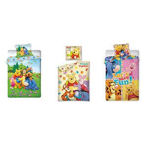 Disney-Winnie-the-Pooh-Ropa-de-cama-ropa-de-cuna-140x200-160x200-cm