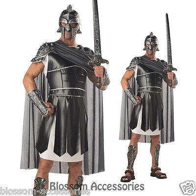 C128 Men Centurion Gladiator Halloween Fancy Dress Adult Costume
