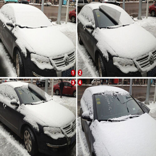 Universal Prevent Snow Ice Frost Freezing Car Suv Windshield Cover Magnet Shield