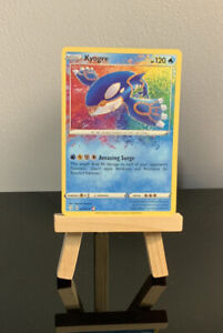 Kyogre Shining Fates Amazing Rare 021/072 pokemon card holo secret Pack Fresh