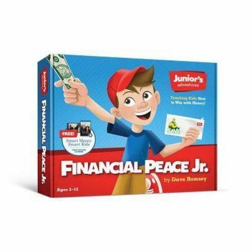 Financial Peace Junior: Teaching Kids How to Win with Money! by Dave Ramsey (Eng
