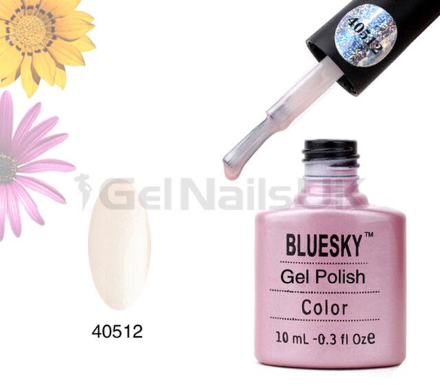 BLUESKY Gel Nail Polish UV/LED Soak Off Colour 10ml Manicure FREE POSTAGE
