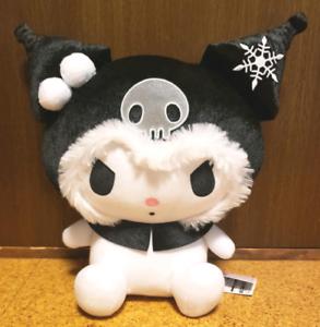 My Melody Kuromi Winter BIG Plush Doll Sanrio 2020 Prize Japan Limited