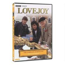 Lovejoy:  Season Five DVDs- Good Condition