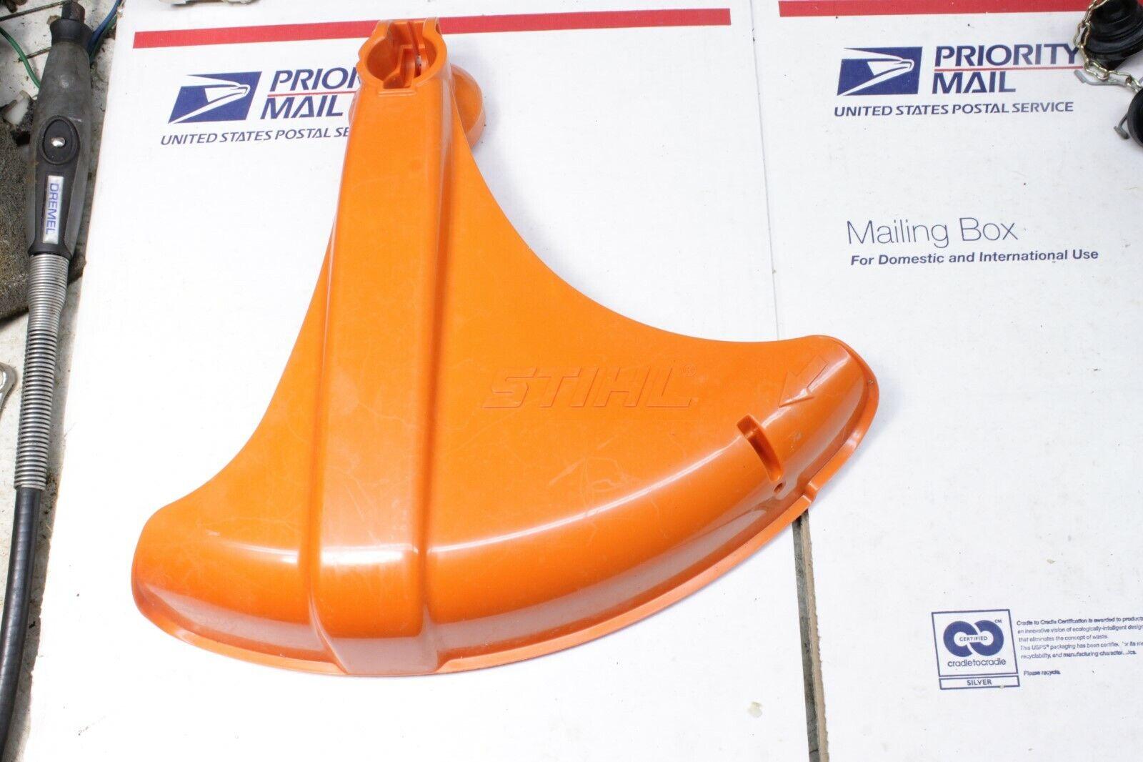 NEW OEM STIHL String Trimmer Debris Shield Guard Deflector FS 45 46 50 READ!