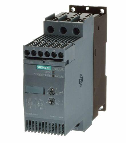 Siemens 3RW3026-1BB04  Sanftstarter Softstarter 25,3A 11KW