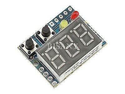 DC- Digital led Voltmeter 0-20V Limit Alarm 2/3 Wires Voltage Tester 12V 24V DC