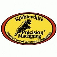 Kibblewhite Black Diamond Valves Intake and Exhaust Kawasaki KX 250F 2003-2016