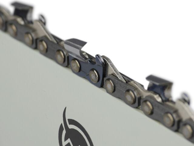 """Sägekette passend für Echo CS 450 45 cm 325"""" 72 TG 1,3 mm Halbmeißel chain"""