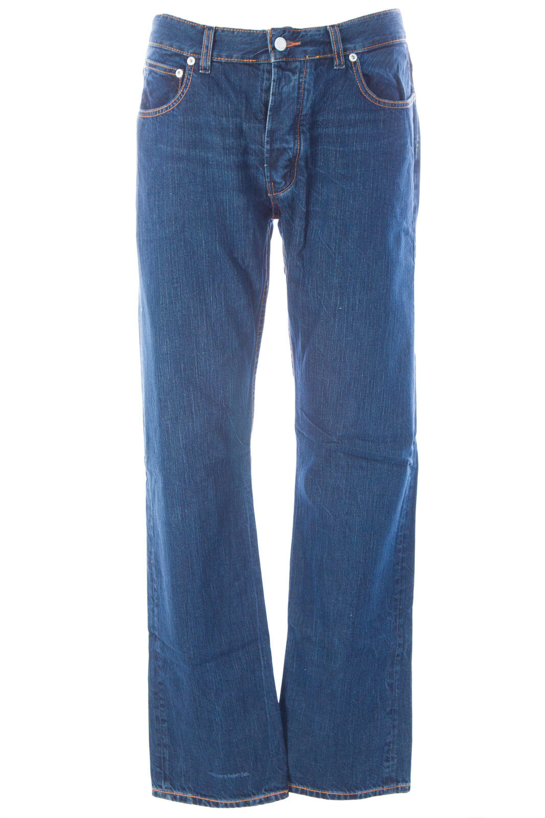 blueE BLOOD Men's Everday RBJ Denim Button Fly Jeans MW08D40 NWT