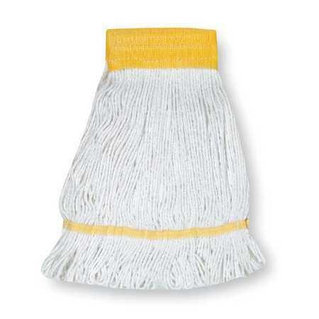 White Looped TOUGH GUY 1TYN6 4-Ply Cotton Wet Mop