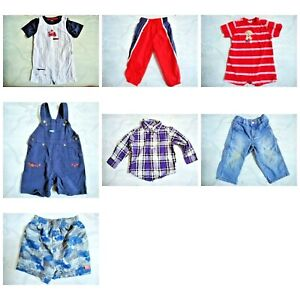 Baby Boy Clothing Lot 18 24 Months Jeans Shirt Outfit Gymboree Carter S Ebay