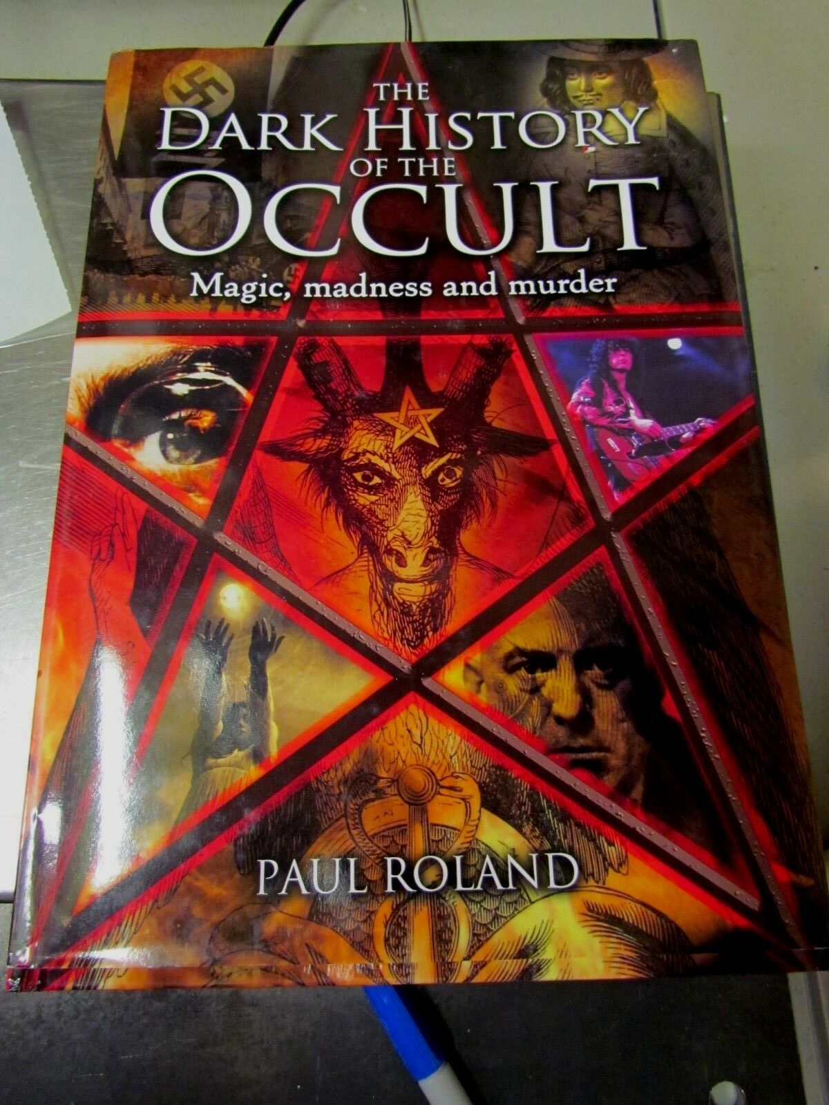 Get PDF The Dark History of the Occult: Magic, Madness and