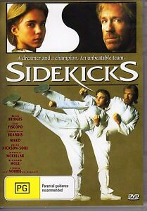 Image Is Loading SIDEKICKS CHUCK NORRIS NEW ALL REGION DVD