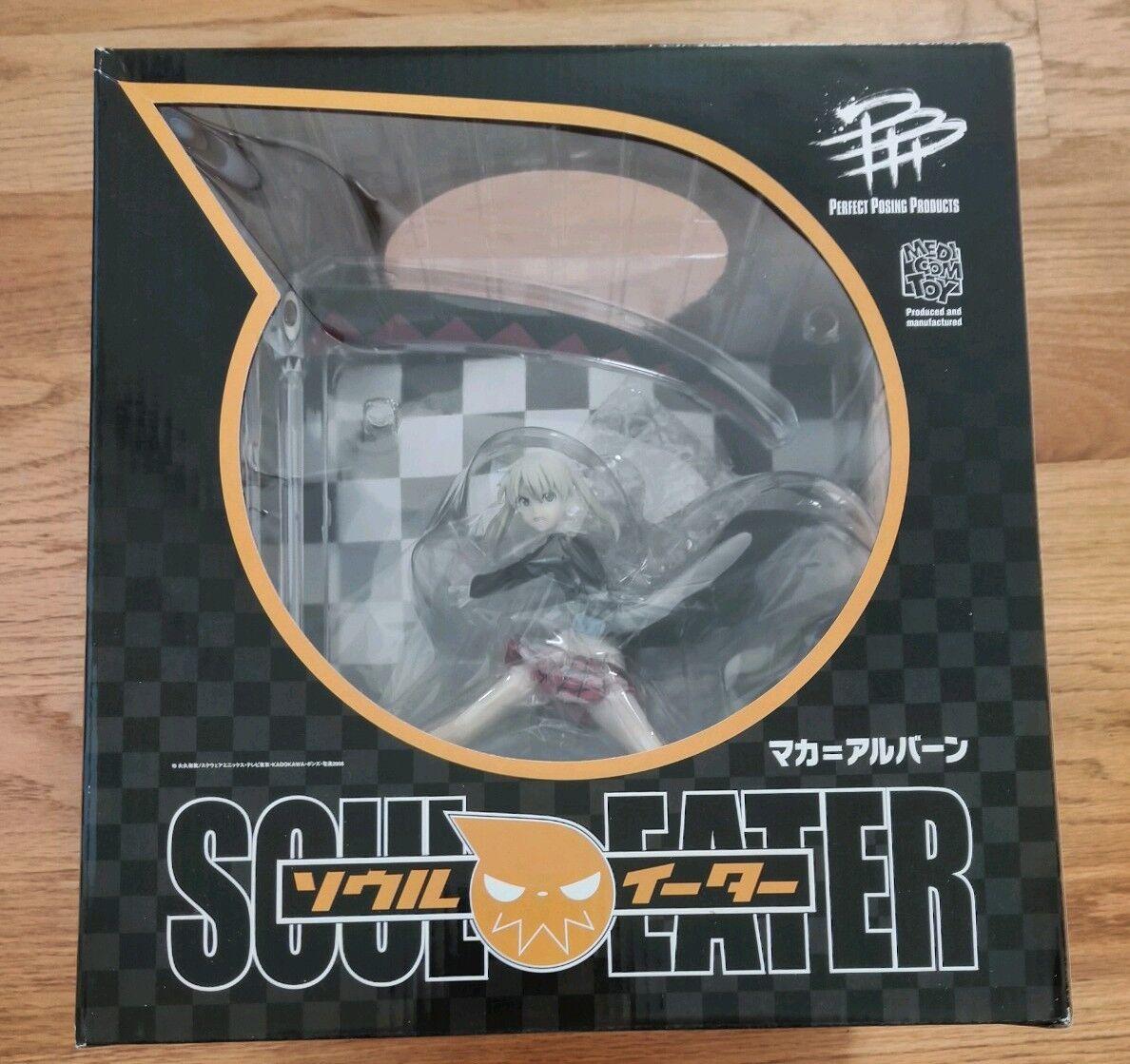 Medicom Maka Albarn Figure from Soul Eater PPP