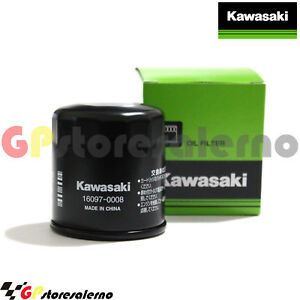160970008-FILTRO-OLIO-ORIGINALE-KAWASAKI-500-EX-1991