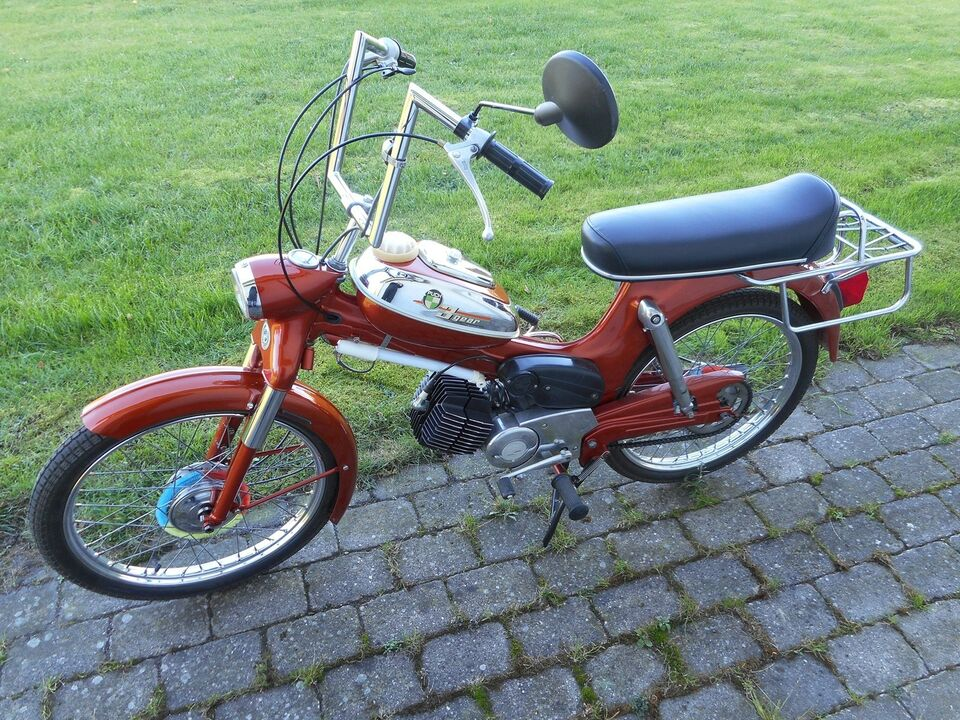 Puch Ms super 3 gear, 1976