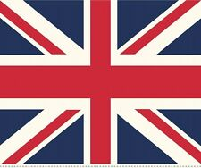 Union Jack Flag UK Panel Cotton Quilting Fabric - 90cm x 110cm - Riley Blake