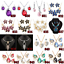 Fashion-Women-Crystal-Chunky-Pendant-Statement-Choker-Bib-Necklace-Jewelry thumbnail 4