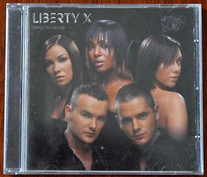 Liberty-X-Being-Somebody-CD-VVR1023562-VG