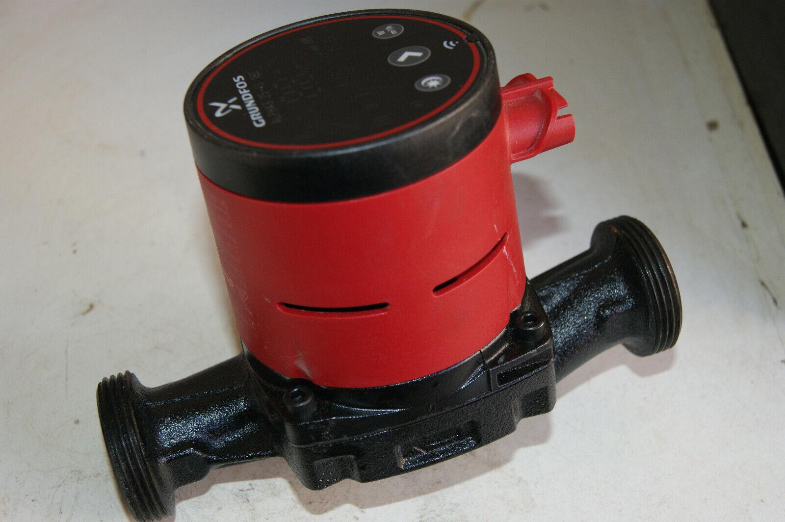 Pompe de chaudiere circulateur Grundfos Alpha 3 25-50 180 electronique (22)