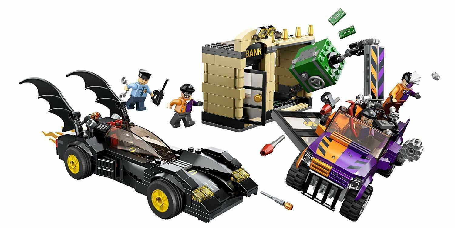 SEALED LEGO DC Universe Super Heroes The Batmobile and the Two-Face Chase (6864)