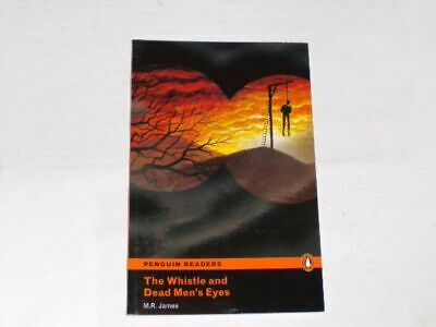penguin Readers M The Whistle And The Dead Man's Eyes' James graded Readers