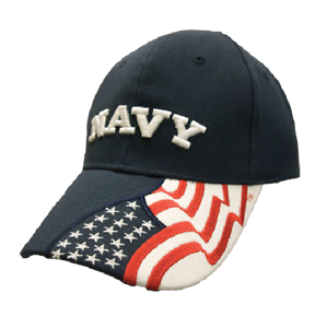 Rockpoint-Military-Navy-Air-Force-Marines-Army-adjustable-cap-USA-flag