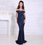 Women-Chiffon-Evening-Dresses-Elegant-One-Shoulder-Formal-Party-Sexy-Gowns-ZG9 thumbnail 12