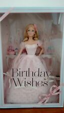 Bambola BARBIE BIRTHDAY WISHES. NUOVO in scatola.