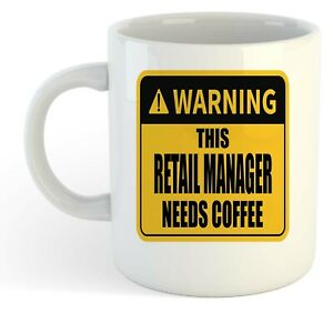 Warning-Esta-Venta-Director-Necesita-Cafe-Blanco-Taza-Regalo-Trabajo-Regalo
