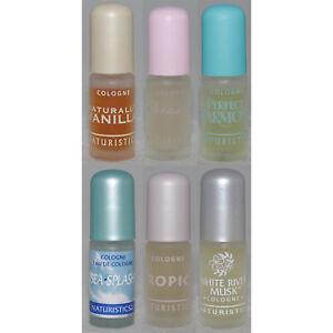 NATURISTICS-1-Mini-Size-Bottle-COLOGNE-SPLASH-Perfume-Fragrance-YOU-CHOOSE-1b