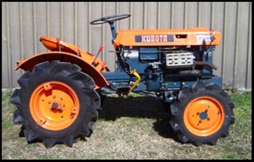 Kubota B6000 Tracteur Atelier /& Pièces Manuel