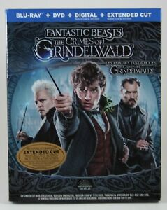 Fantastic-Beasts-The-Crimes-of-Grindelwald-BluRay-DVD-Digital-BRAND-NEW