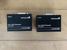StarTech.com ST121UTPDVI DVI Video Extender over Cat 5 UTP