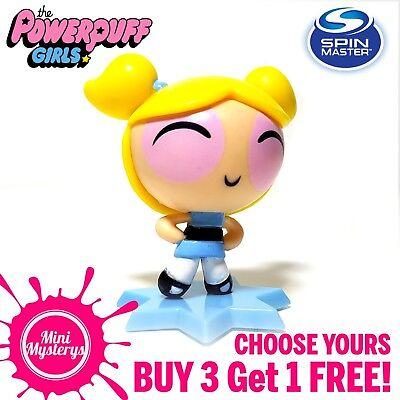 The Powerpuff Girls Action Figure Doll 5 cm CARTOON NETWORK jouet neuf origine