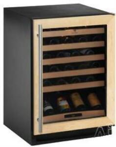 U Line Echelon Series 24 Inch Wine Captain Cooler Panel