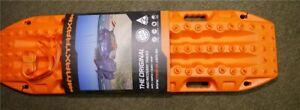 MaxTrax MK2 Sandbleche Max Trax MKII Original Orange Bergehilfe Recovery Device