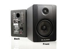M AUDIO BX5 D2 Studio Monitor 70W BI AMPLIFICATO Registrazione Suono Altoparlante-singolo