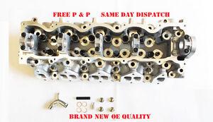 Engine-Cylinder-Head-Bare-Ford-Ranger-Mazda-Bongo-B2500-Friendee-Frieda-2-5TD-WL