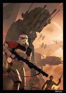 Trooper Assault Sleeves (50ct) Fantasy Flight GAMING SUPPLY BRAND NEW ABUGames