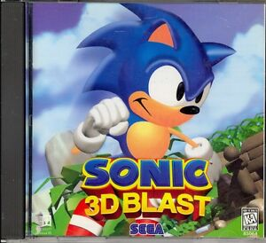 Details about Sonic 3D Blast PC Game Computer Windows 95 - the hedgehog -  Sega