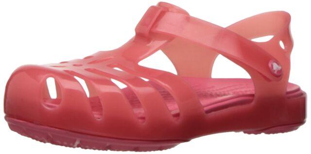 6b3c5edb6 Crocs Girls Isabella PS Sandal Coral 10 M US Toddler for sale online ...
