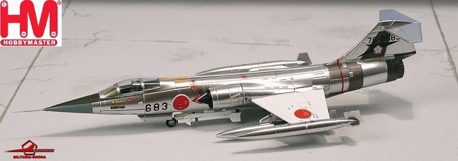 Hobby Master 1 72 HA1029 F-104 Starfighter 206 sq. Japan Air Self Defence Force  | Erste Kunden Eine Vollständige Palette Von Spezifikationen