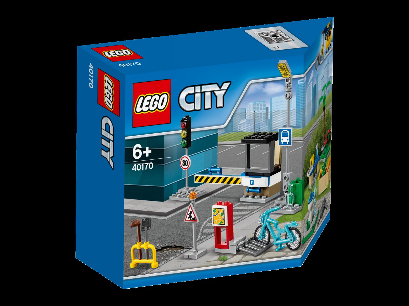 LEGO ® City 40170 Kit Accessoires
