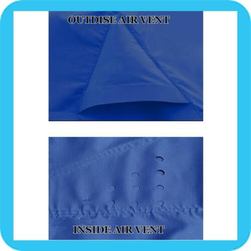 BLUE BOAT COVER FITS CHAPARRAL 215 SSI CUDDY 2003 2004-2007 2008 2009 2010 2011