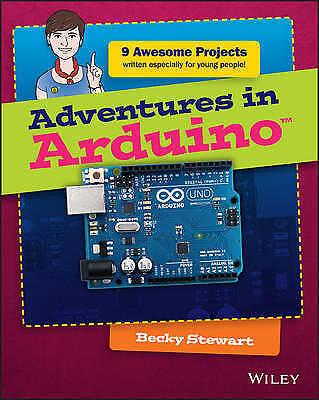 1 of 1 - Adventures in Arduino-ExLibrary