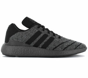 adidas-Busenitz-Pure-Boost-PrimeKnit-Sizes-6-9-12-Grey-RRP-160-BNIB-CQ1160